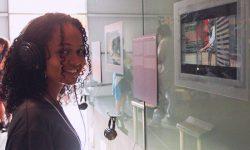 Arte digital inspira jovens voluntários encaminhados pela ONG Recode