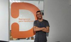 Ex-aluno da Recode desponta como liderança social no Rio