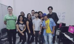 Jovens se mobilizam para promover a Biblioteca de Cariacica (ES)