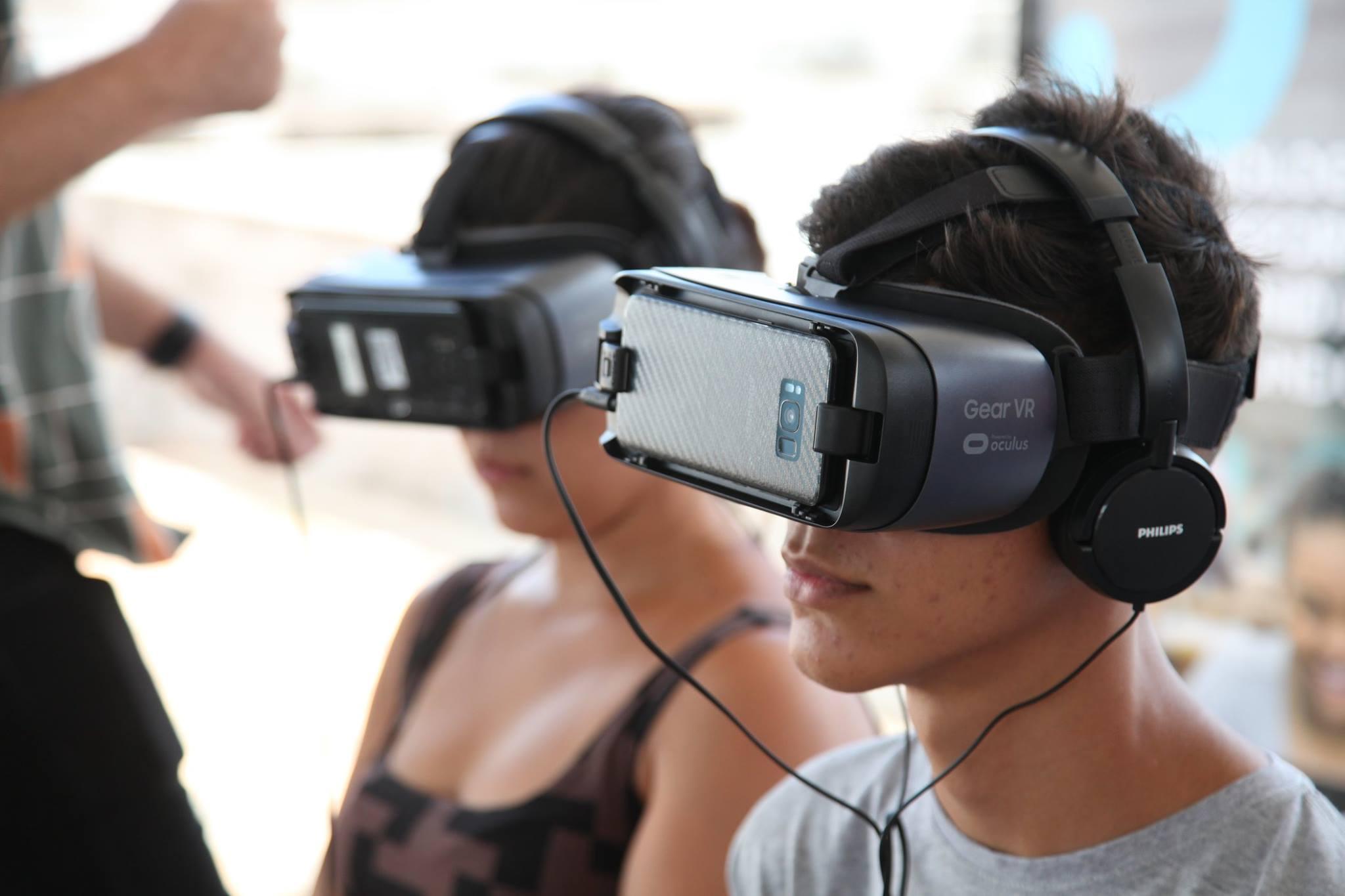 Inscrições abertas para laboratório de documentários em realidade virtual