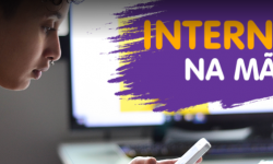 """Participe da campanha """"Internet na Mão"""" e ganhe R$15 de crédito no celular para se qualificar ainda mais"""