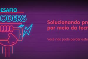 Recode lança iniciativa que desafia os jovens a criarem soluções para a comunidade