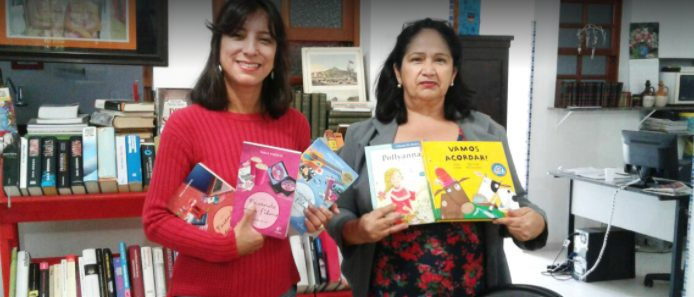 Biblioteca parceira da ONG Recode ganha prêmio internacional