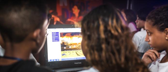 Movimento Bem Maior apoia empoderamento digital de jovens em vulnerabilidade social