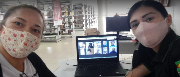 Biblioteca do Pará se reorganiza para oferecer cursos da Recode durante pandemia