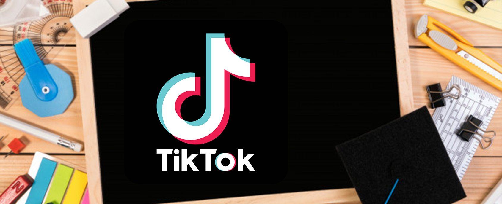 3 perfis do Tik Tok voltados à educação para seguir hoje mesmo